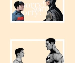 batman, bruce wayne, and comic image