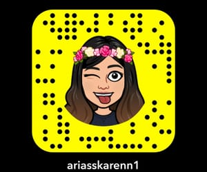 snap, follow me, and add me image
