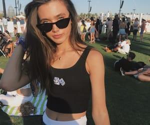 coachella, youtuber, and festival image