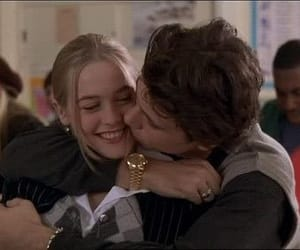 Clueless, movie, and love image