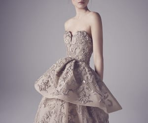 fashion, formal, and gown image