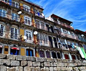 architecture, porto, and colours image
