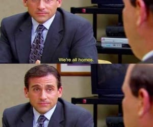 funny, michael, and quotes image