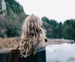 hair, nature, and tumblr image