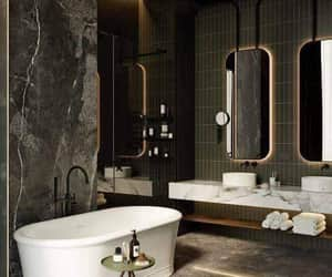 bathroom, cool, and design image