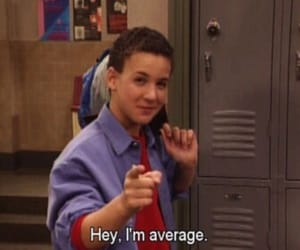 boy meets world, average, and funny image