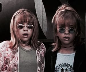 90s, olsen, and twins image