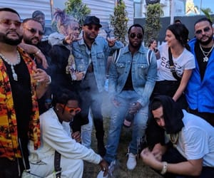 belly, celebs, and theweeknd image
