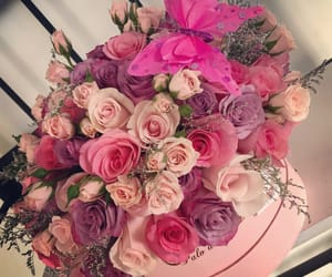cool, flores, and flowers image