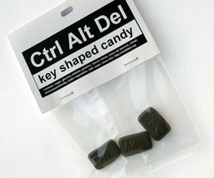 alt, candy, and keyboard image