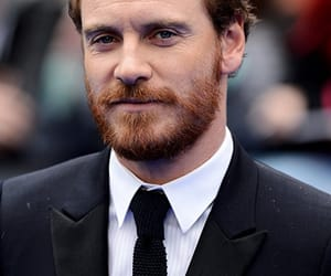 celebrities, michael fassbender, and handsome image