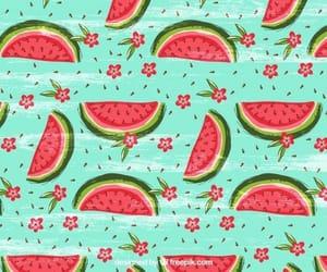 fruta, patron, and fondos image