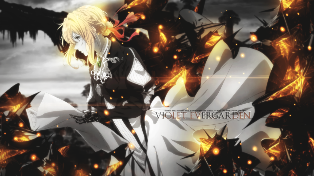 86 images about violet evergarden on we heart it