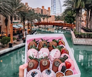sweet, chocolate, and Dubai image