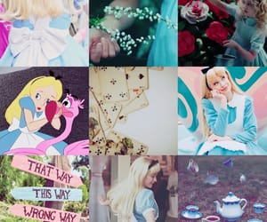 aesthetic, alice, and movies image