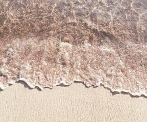 beach, beauty, and calm image