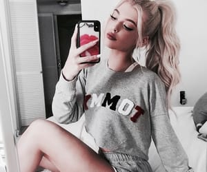 girl, loren gray, and tumblr image