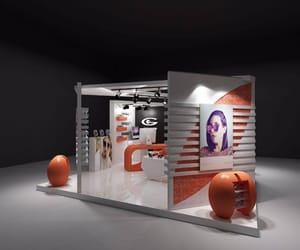 exhibition stands and exhibition stand designs image