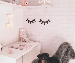 bedroom, diy, and girl image