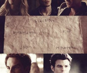 The Originals, rebekah mikaelson, and elijah mikaelson image