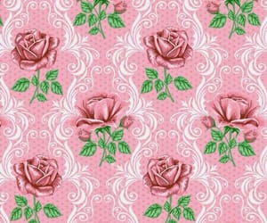 green, pattern, and pink image