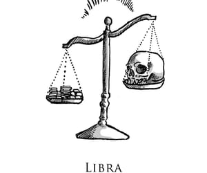 astrology, Libra, and zodiac image