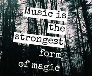 music, magic, and wallpaper image