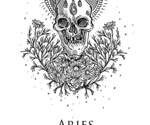 aries, horoscope, and quotes image