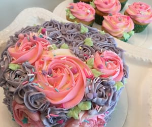 bakery, cupcake, and purple image