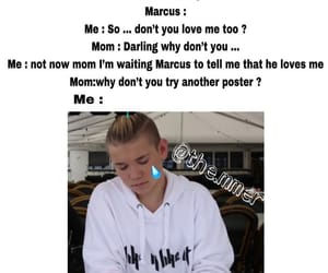marcus, meme, and marcusandmartinus image