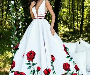 beautiful, outfit, and Prom image