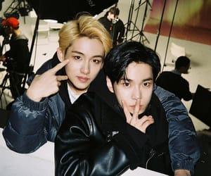 official, nct u, and winwin image