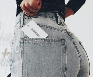 fashion, clothes, and denim image