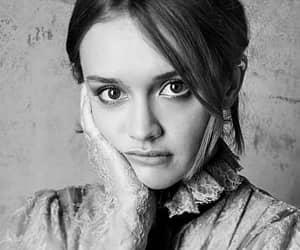 actress, b&w, and bates motel image
