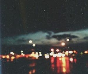 somewhere, city lights, and Lyrics image