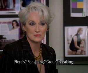 movie, the devil wears prada, and meryl streep image