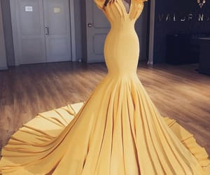 beautiful, dress, and kleid image