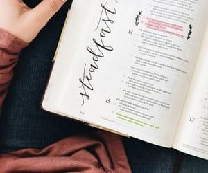 bible, jesus, and believe image