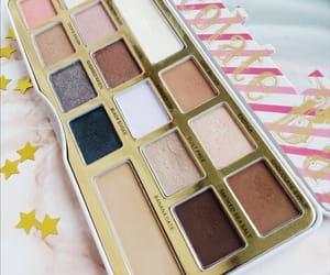 eyeshadow, too faced, and makeup image