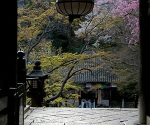 art, colors, and japan image