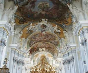 art, church, and germany image