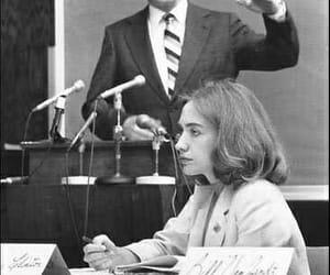 bill clinton, Hillary Clinton, and billary image