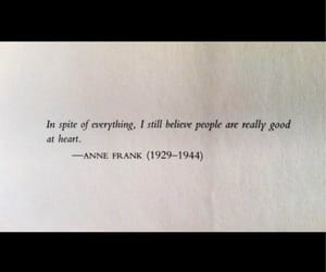 quotes, book, and anne frank image