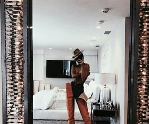 kendall jenner, jenner, and boots image