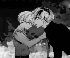 gif, tokyo ghoul, and tokyo ghoul re image