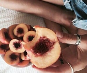 FRUiTS, jeans, and healty image