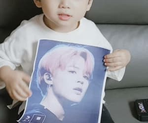 korean baby, bts, and jimin image