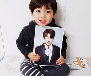 bts, jungkook, and baby image