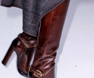 boots, brand, and elegant image