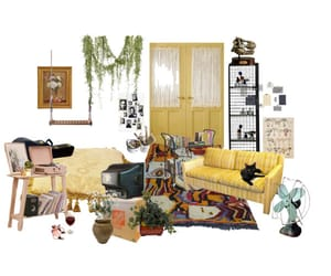 fashion, Polyvore, and interior image
